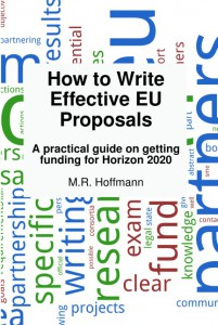 Front cover of How to write effective EU proposals